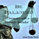 Be Balanced
