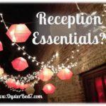 Reception Essentials?