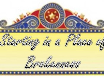 Blockbuster Correlations:  Starting In A Place Of Brokenness