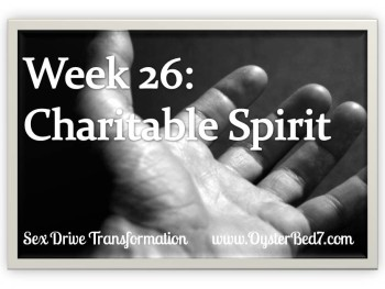 Week 26: Charitable Spirit