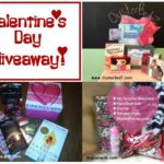 Win a Valentine's Basket full of goodies!  It's easy.