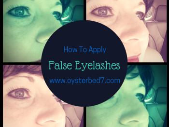 Have Fun with False Eyelashes