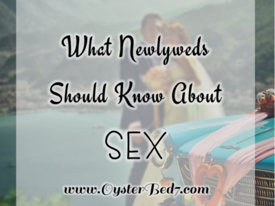 What Newlyweds Should Know About Married Sex