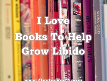 I Love These Books to Help Grow Libido