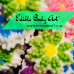 DIY Edible Body Art