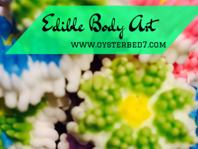 DIY Edible Body Art