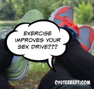 Exercise Improves Your Sex Drive