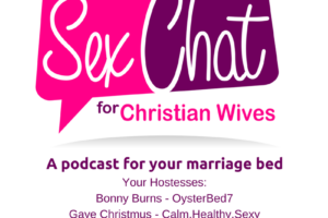 A podcast for your marriage bed
