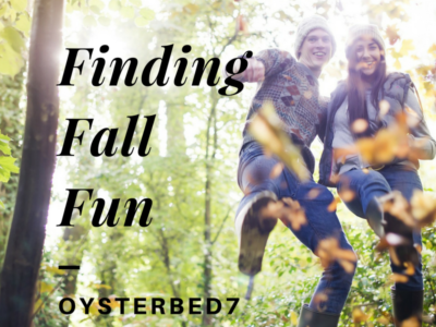 Finding Fun This Fall