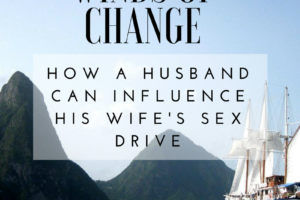 How a husband can influence his low sex drive wife, written by a low sex drive Christian wife.