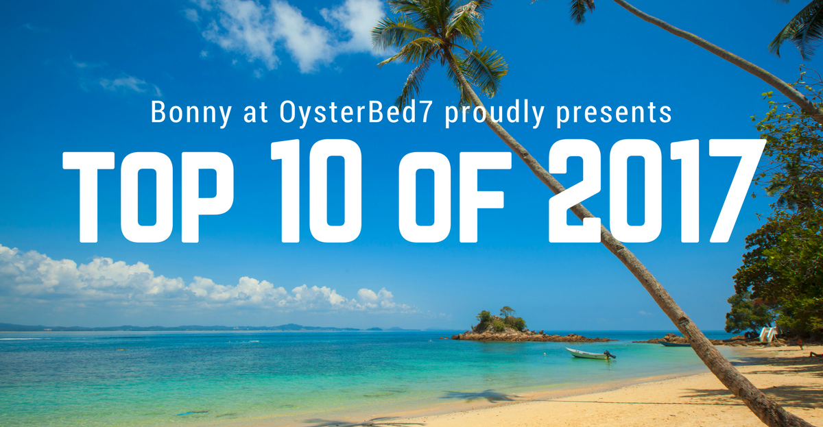 OysterBed7's top posts to improve sexual intimacy in 2017